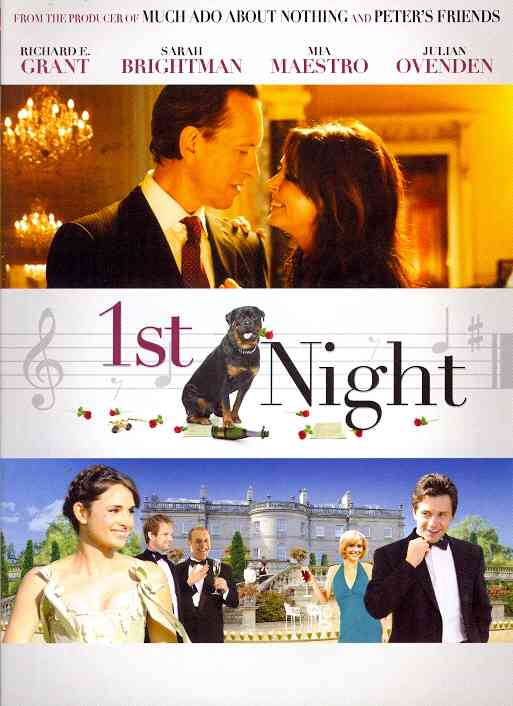 1ST NIGHT BY GRANT,RICHARD E. (DVD)